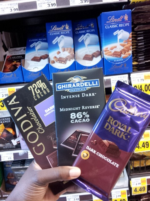 the dark side of chocolate addiction essay Exploring the sweet and dark sides of chocolate, a new course examines the history and food politics of the beloved treat the dark side of chocolate.