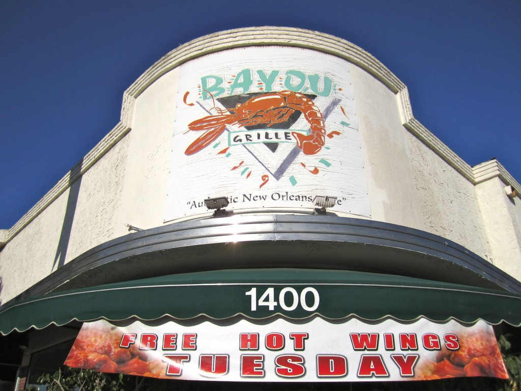 The Bayou Grille
