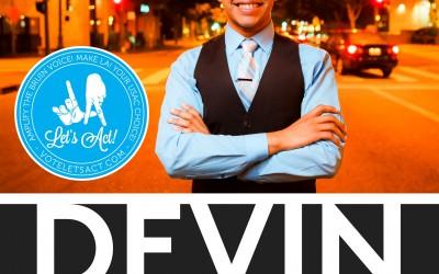 Devin for President
